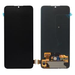 Ecran vitre + dalle Super Amoled pré-assemblé pour Xiaomi Mi 9 Lite