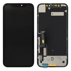 Ecran NOIR iPhone XR Premier prix