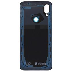 Vitre arrière pour Xiaomi Redmi 7 Noir Éclipse photo 1