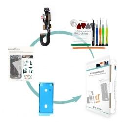 Kit Brico-phone pour changer la nappe FaceTime caméra avant pour iPhone 8