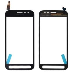 Vitre tactile Noire pour Samsung Galaxy Xcover 4S
