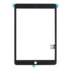 """Vitre Tactile Noire pour iPad 10.2"""" 7ème Génération"""