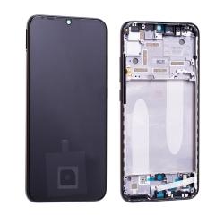 Bloc écran Super Amoled et vitre pré-montés sur châssis pour Xiaomi Mi A3 Noir photo 2