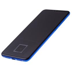 Bloc écran Super Amoled et vitre pré-montés sur châssis pour Xiaomi Mi 9 Lite Bleu Subtil photo 1