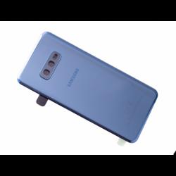 Vitre arrière bleue de Samsung Galaxy S10e photo 0