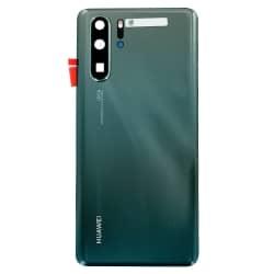 Vitre arrière Bleue Mystique pour Huawei P30 Pro