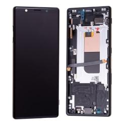 Bloc écran OLED pré-monté sur châssis pour Sony Xperia 5 photo 2