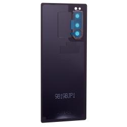 Vitre arrière pour Sony Xperia 5 Noir photo 1