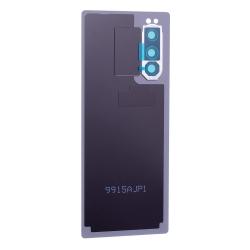 Vitre arrière pour Sony Xperia 5 Gris photo 1