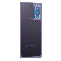 Vitre arrière pour Sony Xperia 5 Bleu photo 1