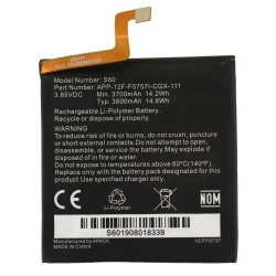 Batterie d'origine pour Caterpillar CAT S60