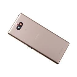 Coque arrière pour Sony Xperia 10 Plus Or