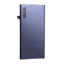 Vitre arrière pour Samsung Galaxy Note 10+ Noir Cosmos