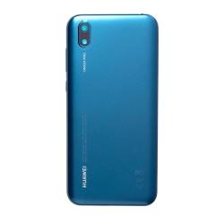 Coque arrière pour Huawei Y5 (2019) Bleu Saphir