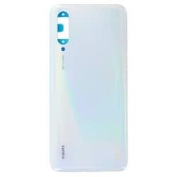 Vitre arrière pour Xiaomi Mi 9 Lite Blanc Perle