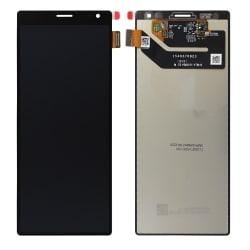 Ecran vitre + dalle IPS LCD pré-assemblé pour Sony Xperia 10 Plus