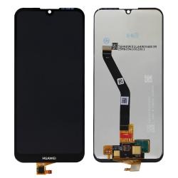 Ecran vitre + dalle IPS LCD pré-assemblé pour Huawei Y6 (2019)