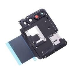 Lentille caméra + nappe NFC pour Huawei P smart Z Noir