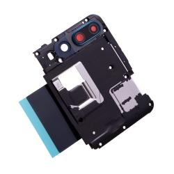 Lentille caméra + nappe NFC pour Huawei P smart Z Bleu
