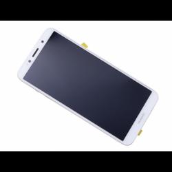 Ecran d'origine pour Huawei Y5 2018 Blanc photo 0