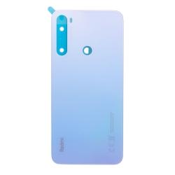 Vitre arrière pour Xiaomi Redmi Note 8 Blanc