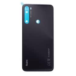 Vitre arrière pour Xiaomi Redmi Note 8 Noir