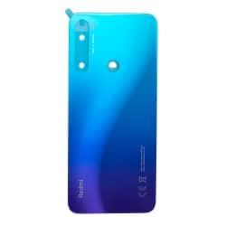 Vitre arrière pour Xiaomi Redmi Note 8 Bleu