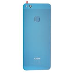 Vitre arrière originale pour Huawei P10 Lite Bleu