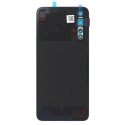 Vitre arrière pour Huawei Nova 5T Noir