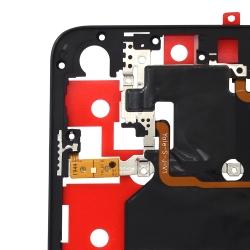 Châssis intermédiaire pour Huawei Nova 5T Noir