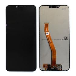 Ecran Noir avec vitre et LCD prémonté pour Huawei HONOR PLAY_photo 1