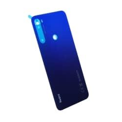 Vitre arrière pour Xiaomi Redmi Note 8T Bleu de Minuit