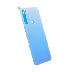 Vitre arrière pour Xiaomi Redmi Note 8T Blanc Lunaire