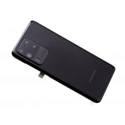 Vitre arrière pour Samsung Galaxy S20 Ultra Noir
