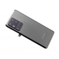 Vitre arrière pour Samsung Galaxy S20 Ultra Argent