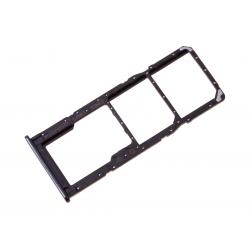 Rack SIM pour Samsung Galaxy A51 Noir