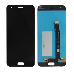 Ecran noir avec vitre+LCD pré-assemblé pour Asus Zenfone 4