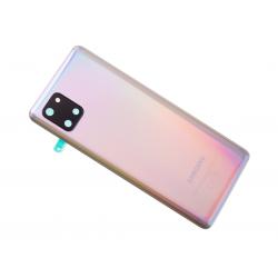 Vitre arrière pour Samsung Galaxy Note 10 Lite Argent Stellaire photo 2