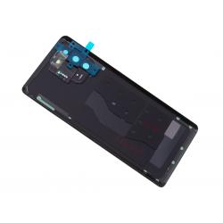 Vitre arrière pour Samsung Galaxy S10 Lite Bleu photo 1