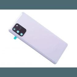 Vitre arrière pour Samsung Galaxy S10 Lite Blanc