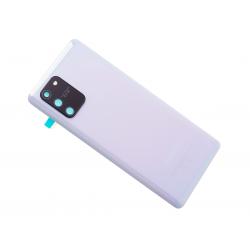 Vitre arrière pour Samsung Galaxy S10 Lite Blanc photo 2