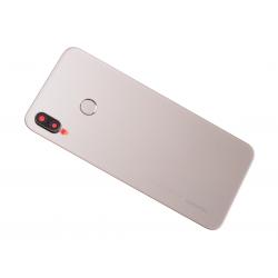 Vitre arrière Or d'origine avec lecteur d'empreintes pour Huawei P20 Lite photo 3