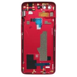 Coque arrière Rouge d'origine pour OnePlus 5T photo 1