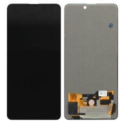 Ecran Noir compatible vitre + Amoled pré-assemblé pour Xiaomi Mi 9T et 9T Pro