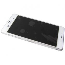 Bloc écran pour Sony Xperia Z3 DUAL Blanc photo 1