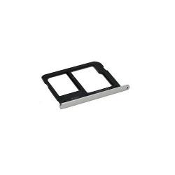 Rack tiroir cartes SIM et SD Blanc pour Samsung Galaxy A3 2016 / A5 2016 photo 2