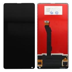 Ecran Noir avec vitre avec LCD pré-assemblé pour Xiaomi Mi Mix 2