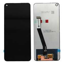 Ecran vitre + dalle IPS LCD pré-assemblé pour Xiaomi Redmi Note 9