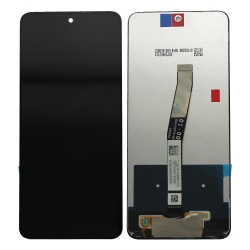 Ecran vitre + dalle IPS LCD pré-assemblé pour Xiaomi Redmi Note 9 Pro