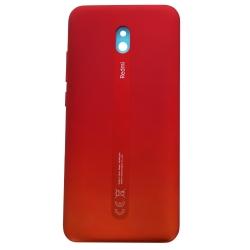 Coque arrière pour Xiaomi Redmi 8A Rouge photo 2